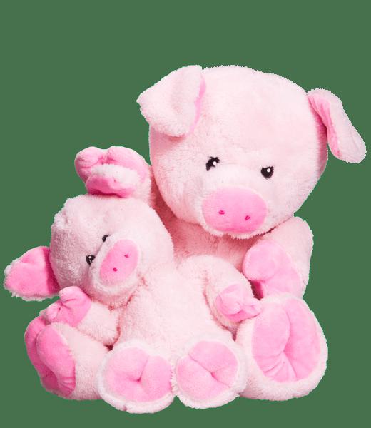 Knuffels maken tijdens dagbesteding in de zorg