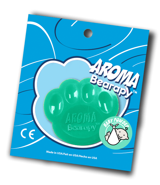 B2B Aroma Beerapy Geurtje Baby Poeder, Make-Your-Teddy, Teddy-Mountain voor je knuffel