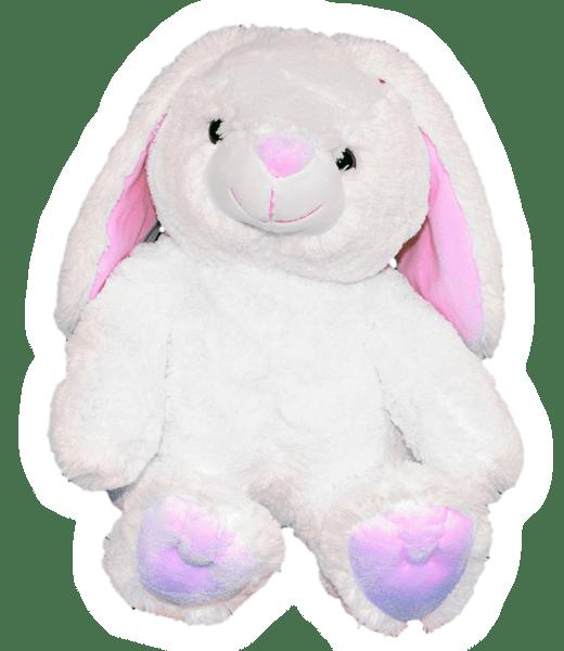 """Cottonball het witte konijn 8"""" -20cm"""