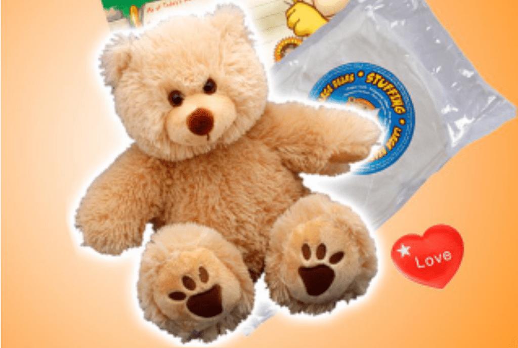 Maak je eigen knuffel, Zelf, knuffel maken, KNUFFELS ZELF MAAK PAKKETTEN, GIFTSETS, CADEAUSETS, SETS, CADEAU, Kado, geschenken, Geschenk, geslaagd, feest, verjaardag, kinderfeestje, kinderen, knuffelbeer, teddybeer, knuffelbeest, knuffels, knuffeldier