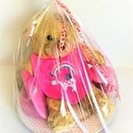 Patches, Beer, Cadeau, Cadeaupakket, geschenk, Babypakket, roze, Teddybeer, Knuffelbeer, Knuffelbeest, Knuffeldier, DIYKNUFFEL, DIY-KNUFFEL, Knuffel-Maken, Knuffelmaken, Zelf-Knuffel-Maken, Knuffelwinkel, knuffelstore, knuffelshop, onlineknuffelwinkel, online-Knuffelwinkel, Make-your-Teddy, Teddy-Mountain,