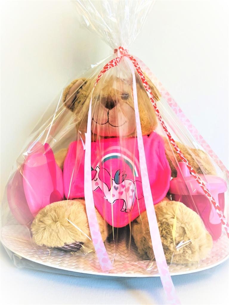 Make-Your-Teddy Knuffel-cadeau,