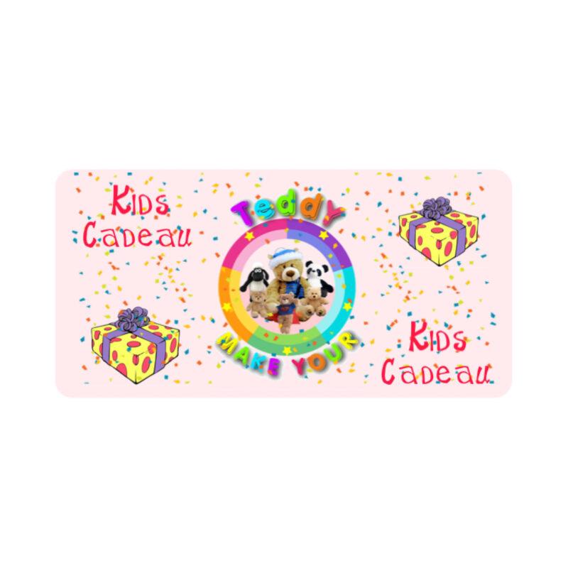 Kids cadeau MYT, cadeaubon, cadeaukaart, giftticket, , Teddybeer, Knuffelbeer, Knuffelbeest, Knuffeldier, DIYKNUFFEL, DIY-KNUFFEL, Knuffel-Maken, Knuffelmaken, Zelf-Knuffel-Maken, Knuffelwinkel, knuffelstore, knuffelshop, onlineknuffelwinkel, online-Knuffelwinkel, Make-your-Teddy, Teddy-Mountain,