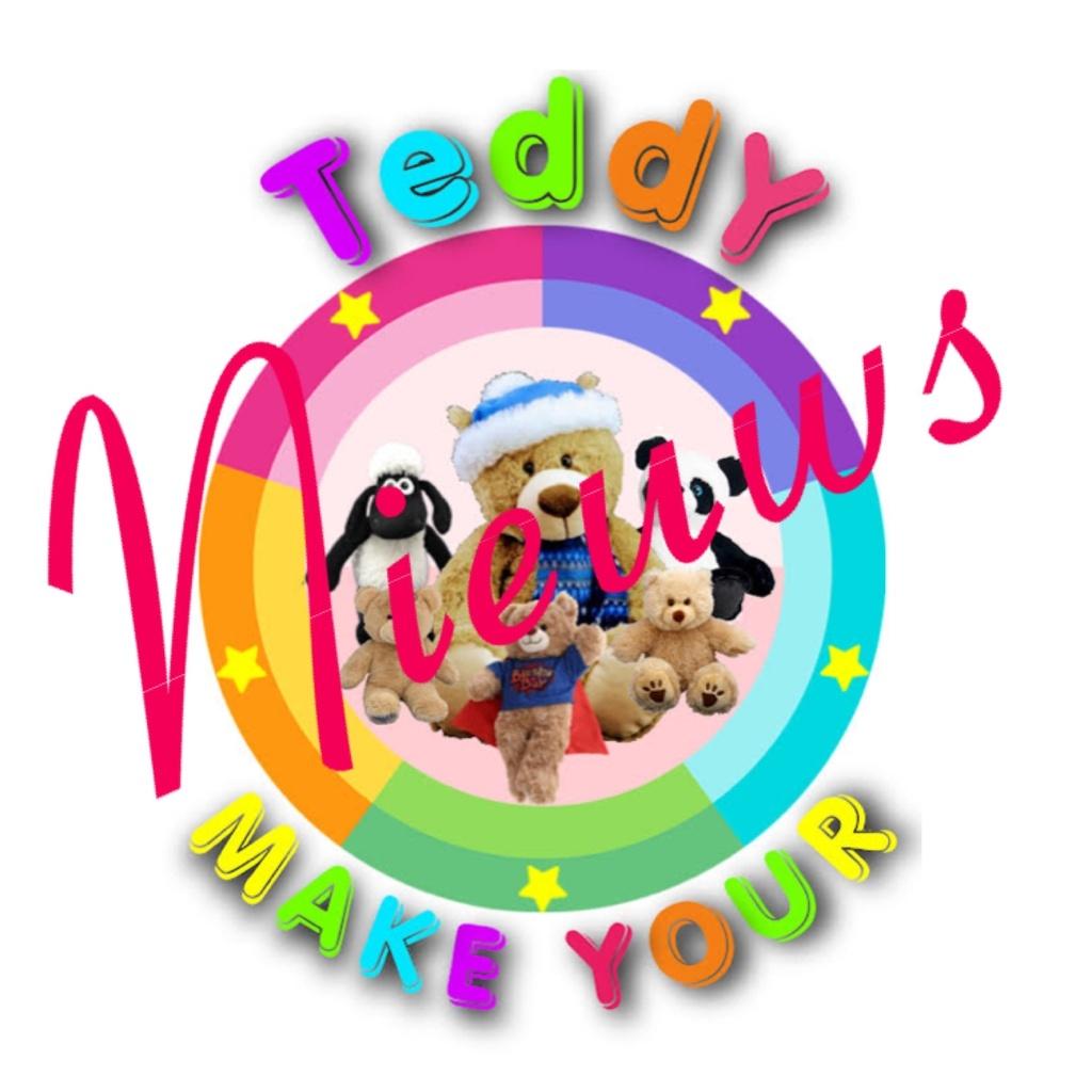 Make-Your-Teddy News,  Teddybeer, Knuffelbeer, Knuffelbeest, Knuffeldier, DIYKNUFFEL, DIY-KNUFFEL, Knuffel-Maken, Knuffelmaken, Zelf-Knuffel-Maken, Knuffelwinkel, knuffelstore, knuffelshop, onlineknuffelwinkel, online-Knuffelwinkel, Make-your-Teddy, Teddy-Mountain,