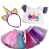 Unicorn Fantasy Outfit, Teddybeer, Knuffelbeer, Knuffelbeest, Knuffeldier, Knuffeltje, Teddybear, DIYKNUFFEL, DIY-KNUFFEL, Knuffel-Maken, Knuffelmaken, Zelf-Knuffel-Maken, Knuffelwinkel, knuffelstore, knuffelshop, onlineknuffelwinkel, online-Knuffelwinkel, webwinkel, webshop, online, Make-your-Teddy, Build, Bear, Teddybear, Teddy-Mountain,