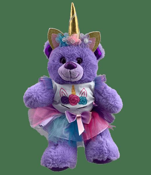 Unicorn Fantasy Outfit Jurkje, Teddybeer, Knuffelbeer, Knuffelbeest, Knuffeldier, Knuffeltje, Teddybear, DIYKNUFFEL, DIY-KNUFFEL, Knuffel-Maken, Knuffelmaken, Zelf-Knuffel-Maken, Knuffelwinkel, knuffelstore, knuffelshop, onlineknuffelwinkel, online-Knuffelwinkel, webwinkel, webshop, online, Make-your-Teddy, Build, Bear, Teddybear, Teddy-Mountain,