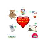 DIYBOX 8 inch STANDAARD, Teddybeer, Knuffelbeer, Knuffelbeest, Knuffeldier, Knuffeltje, Teddybear, DIYKNUFFEL, DIY-KNUFFEL, Knuffel-Maken, Knuffelmaken, Zelf-Knuffel-Maken, Knuffelwinkel, knuffelstore, knuffelshop, onlineknuffelwinkel, online-Knuffelwinkel, webwinkel, webshop, online, Make-your-Teddy, Build, Bear, Teddybear, Teddy-Mountain,