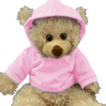 Roze Hoodie, Teddybeer, Knuffelbeer, Knuffelbeest, Knuffeldier, Knuffeltje, Teddybear, DIYKNUFFEL, DIY-KNUFFEL, Knuffel-Maken, Knuffelmaken, Zelf-Knuffel-Maken, Knuffelwinkel, knuffelstore, knuffelshop, onlineknuffelwinkel, online-Knuffelwinkel, webwinkel, webshop, online, Make-your-Teddy, Build, Bear, Teddybear, Teddy-Mountain,