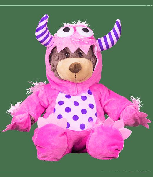 Roze Monster Outfit, Kostuum, Knuffelmonster, , Teddybeer, Knuffelbeer, Knuffelbeest, Knuffeldier, Knuffeltje, Teddybear, DIYKNUFFEL, DIY-KNUFFEL, Knuffel-Maken, Knuffelmaken, KNUFFEL MAKEN, Zelf-Knuffel-Maken, Knuffelwinkel, knuffelstore, knuffelshop, onlineknuffelwinkel, online-Knuffelwinkel, webwinkel, webshop, online, Cadeau, Geschenk, Gift, Kado, Kids, Kinderen, Kinderfeest, Kidsworkshop, Workshop, Make-your-Teddy, Build, Bear, Teddybear, Teddy-Mountain,