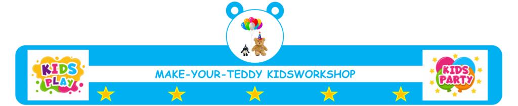 MAKE-YOUR-TEDDY-KIDSWORKSHOP KNUFFEL MAKEN