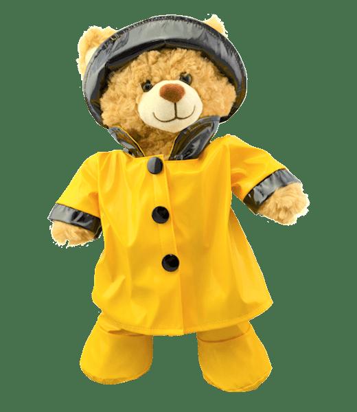 "Gele, Regenjas, Regenpak, Zuidwester, Hoed, Laarzen, ,knuffels ,knuffelbeest ,knuffeldier ,knuffel ,teddiebeer ,teddy ,teddie, teddybeer ,teddybear, bear, plush, Stuffed Animals, Unstuffed, Unstuffed Plush, Plushies, teddymountain, build your bear, Helmond, Nederland, zelf knuffel maken, maak je knuffel, www.makeyourteddy.nl, Shop Online, Webshop, Online Knuffels, Teddybeer, Knuffelbeer, Knuffelbeest, Knuffeldier, Knuffeltje, Teddybear, DIYKNUFFEL, DIY-KNUFFEL, Knuffel Maken, Knuffel-maken, Zelf-Knuffel-Maken, Knuffelwinkel, knuffelstore, knuffelshop, onlineknuffelwinkel, online-Knuffelwinkel, Berenshop, Berenstore, Berenwinkel, Teddybeerwinkel, Cuddle, Build A Teddy Bear, Oberhausen, Duitsland, België, Berenfijn, Beregoed, Berengoed, Atelier, Winkel, Webwinkel, Webshop, Brandstore, Speelgoedwinkel, Speelgoed, Toys, Trend, Online, Cadeau, Geschenk, Gift, Kado, Kids, Kinderen, Kinderfeest, Verjaardagsfeest, Geslaagd, Verjaardag, Partijtje, Feest, Vakantiepark, Bungalowpark, Camping, Animatie, Team, Kidsworkshop, Kidsparty, Kinder, Kinderen, Peuters, Kleuters, Kids, Kindercadeau, Workshop, Make-your-Teddy, Build, Your, Bear, Teddybear, Teddy-Mountain, CE, Keurmerk, Kindveilig, Getest, Kwaliteit, 8"", 16"","